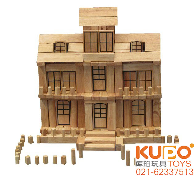kpq-0043型 主题积木套装(大班用)