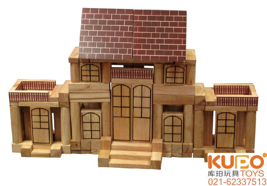 kpq-0045型 主题积木套装(小班用)